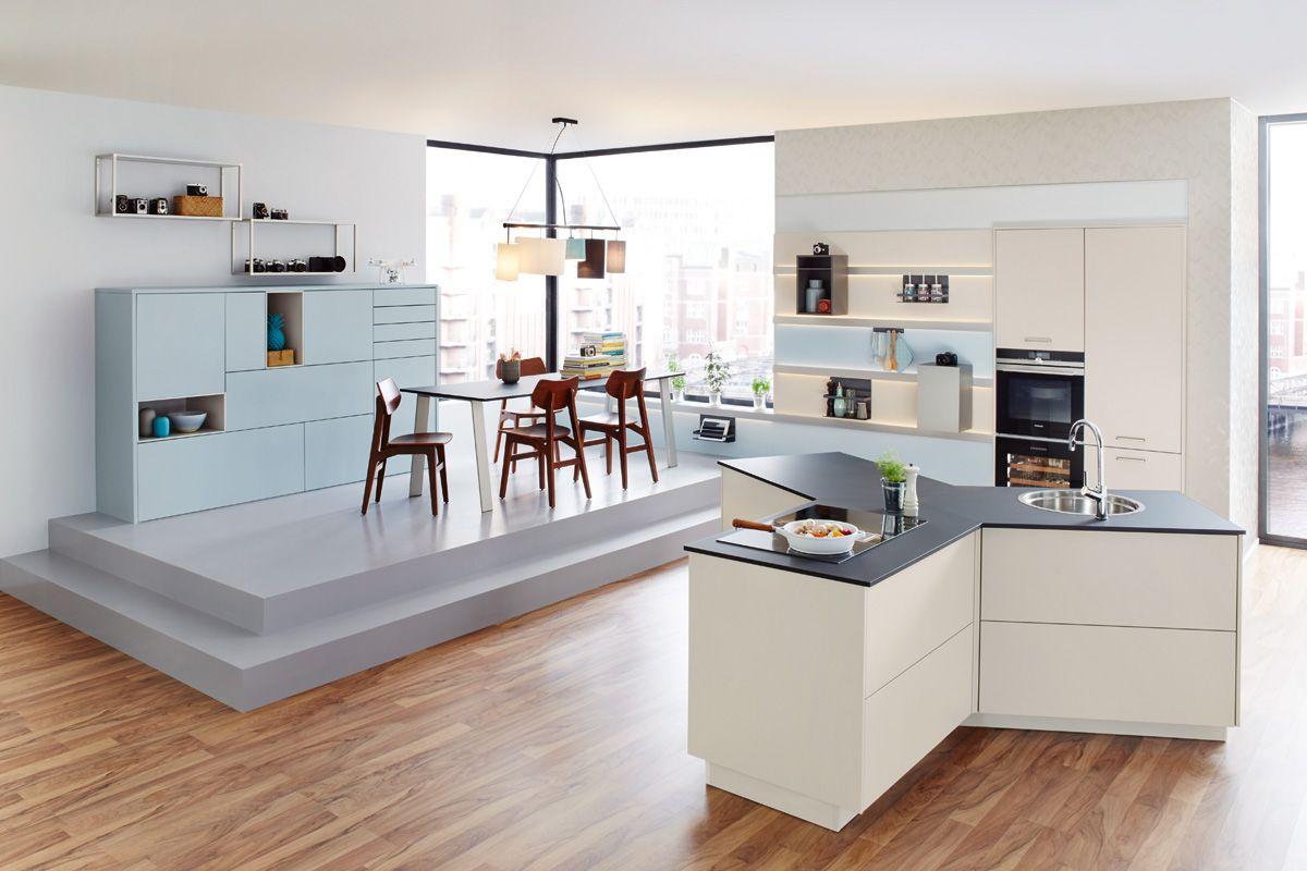 Modern kitchens - Ballerina-Küchen: Find your dream kitchen