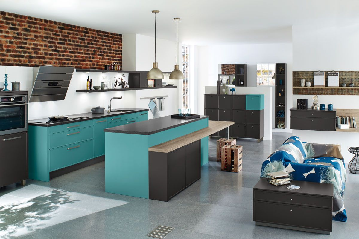 COURAGE-B 5899 - Ballerina-Küchen: Find your dream kitchen