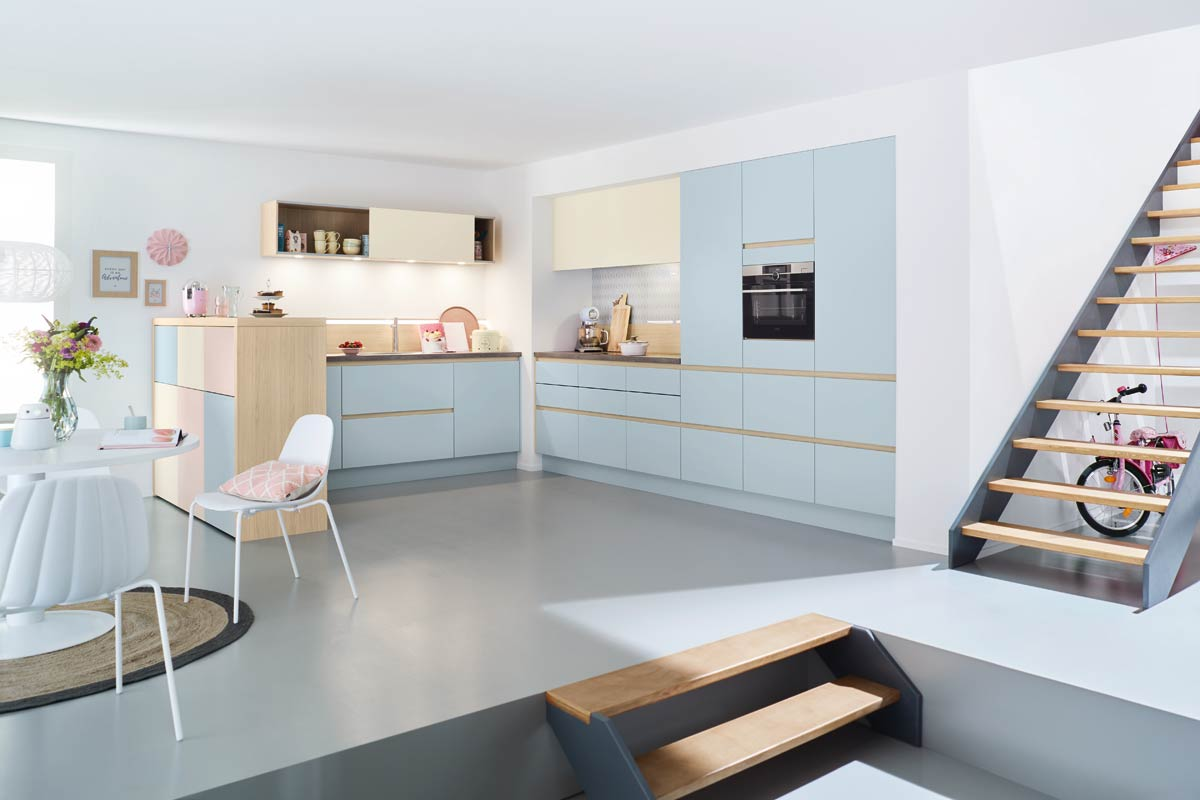 FLAIR-B 40199 - Ballerina-Küchen: Find your dream kitchen