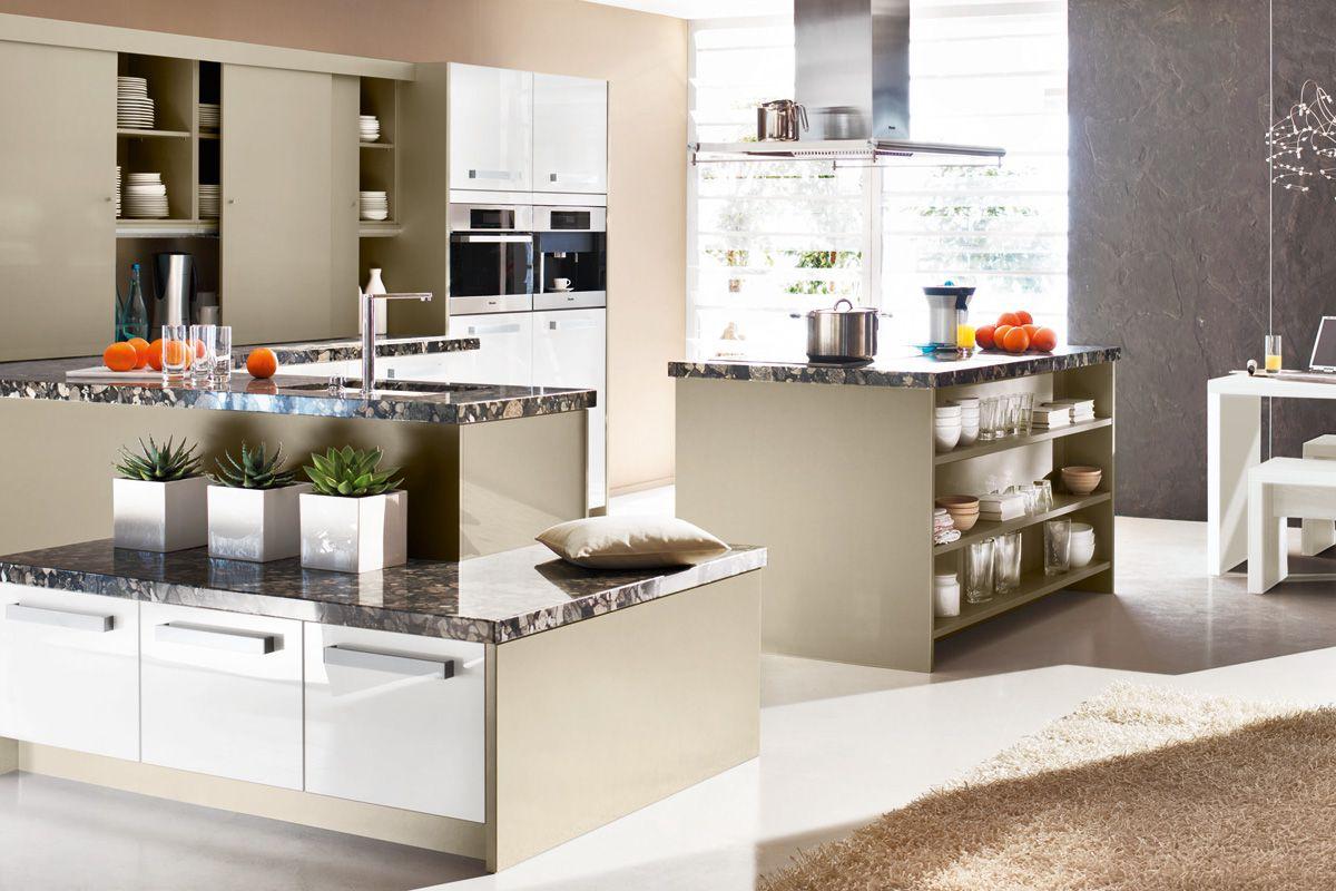 Einbauküchen design  Fitted kitchens - Ballerina-Küchen: Find your dream kitchen