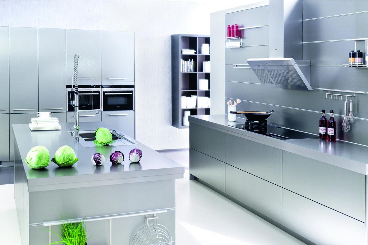 Extremely robust kitchens - Ballerina-Küchen: Find your dream kitchen