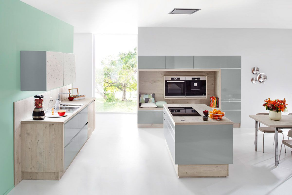 Resopal 3431 - Ballerina-Küchen: Find your dream kitchen